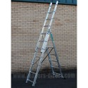 Clow Reach-A-Light Combination Ladder to EN131