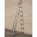 Clow Aluminium Surveyors Ladder