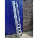 Aluminium Push Up Extension Ladder to EN131
