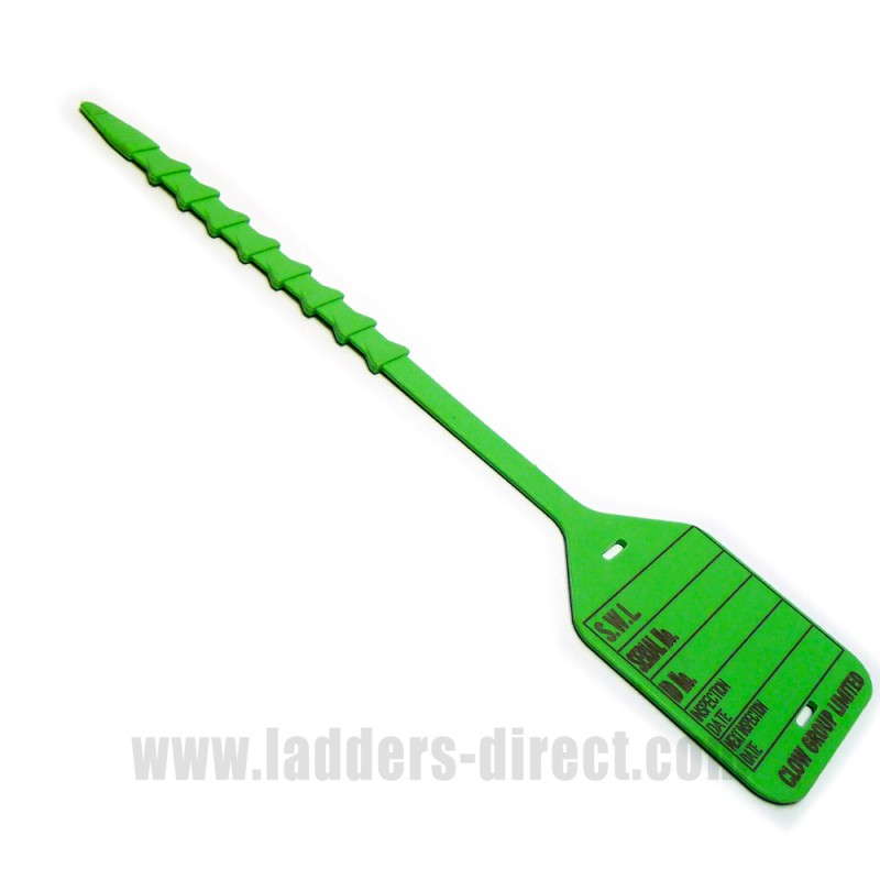 Clow Lifting Inspection Tags Ladders Direct Com