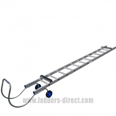 Clow Aluminium Roof Ladder