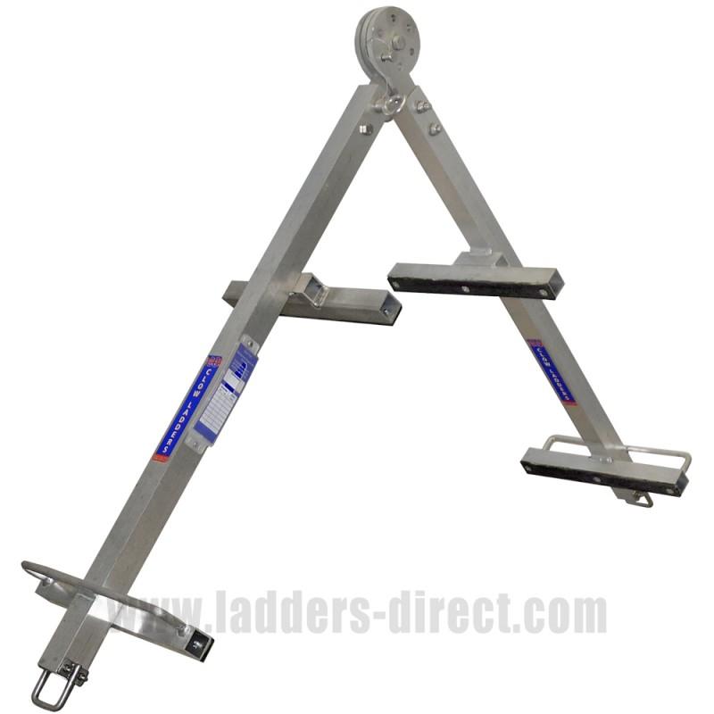 Clow Ridge Saddle Ladder Ladders Direct Com