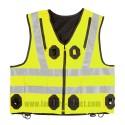 Integrated Hi-Visibility Vest