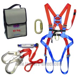 Clow Double Webbing Fall Arrest Kit