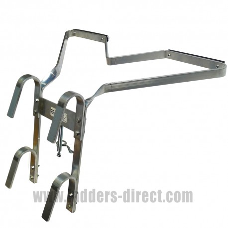 Clow 'V' Shaped Ladder Stand Off Bracket