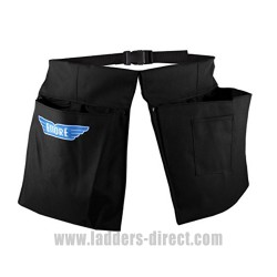 Ettore Double Pocket Window Cleaners Pouch