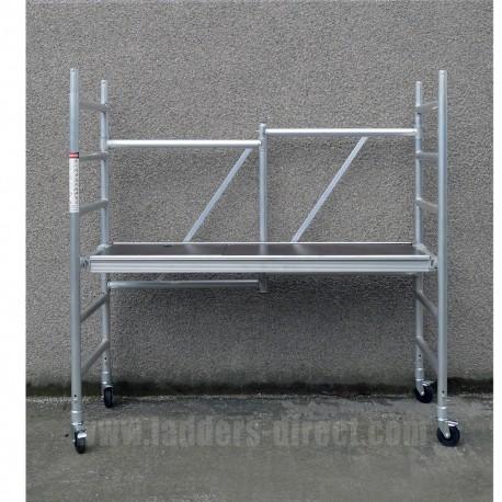 Aluminium Folscaf - Mobile Folding Scaffold
