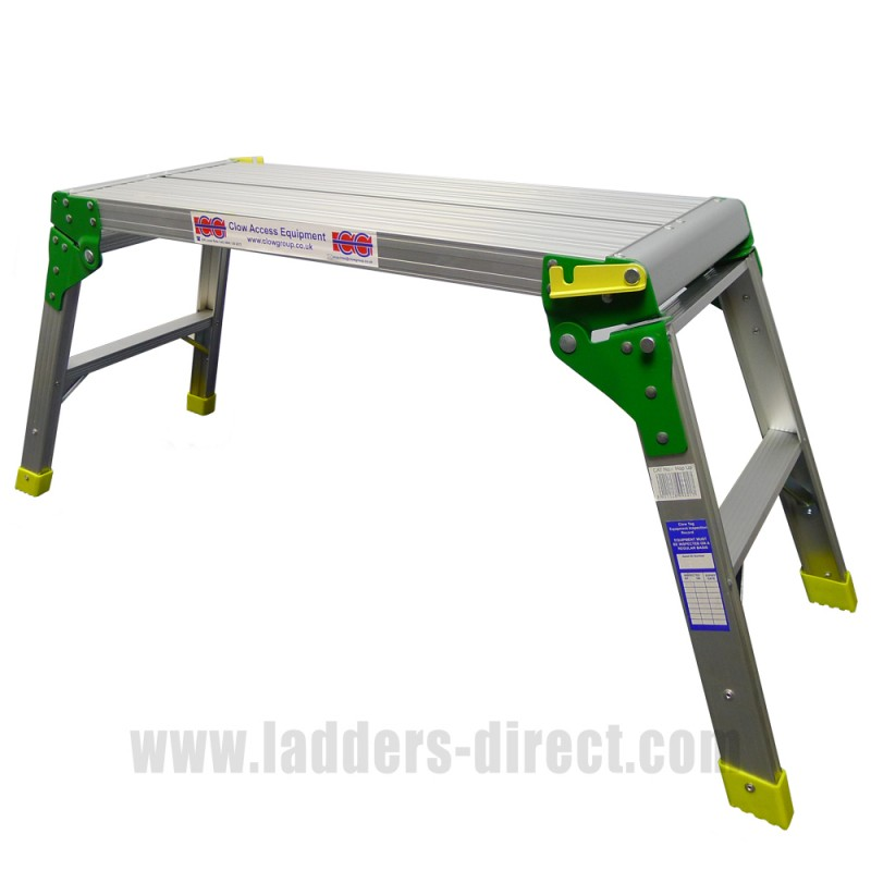 Clow Hop Up Step Bench Work Platform Direct From The Clow