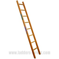Timber Ladder (Single Section) to BS1129 Class 1