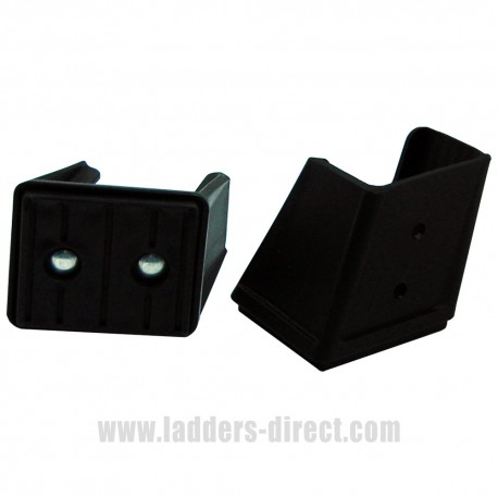 Step Ladder Pair of Replacement Rear Feet