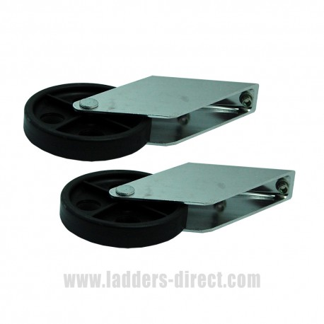 Pair of Replacement Rear Wheels