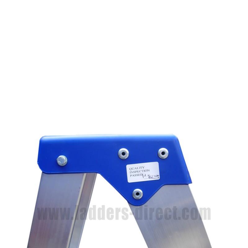 Clow Aluminium Platform Steps To Bs2037 Class 1 Ladders
