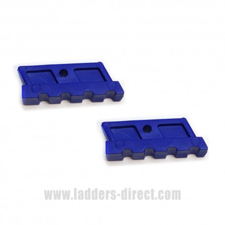 Euroglas Step Ladder Pair of Replacement Front Feet