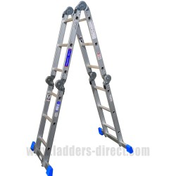 Folding Multi-Function Ladder as A frame