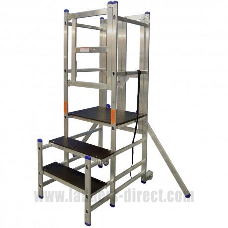 Aluminium Podium Step
