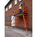 Clow GRP Folscaf - Mobile Folding Scaffold