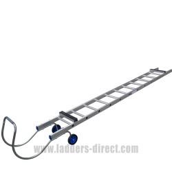 Clow Aluminium Roof Ladder
