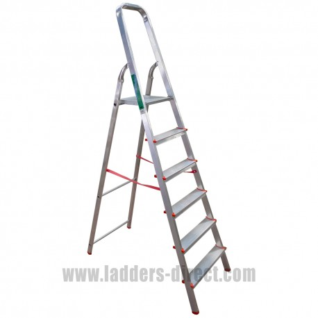 Aluminium EN131 Light Trade Platform Steps