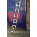 Clow Aluminium Ladder (Single Section) to EN131