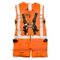 Clow Mammoth Anti-Trauma Safety Harness