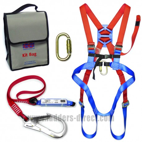 Clow Single Webbing Fall Arrest Kit