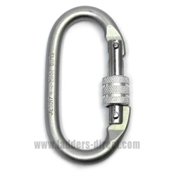 Clow Screw Lock Carabiner