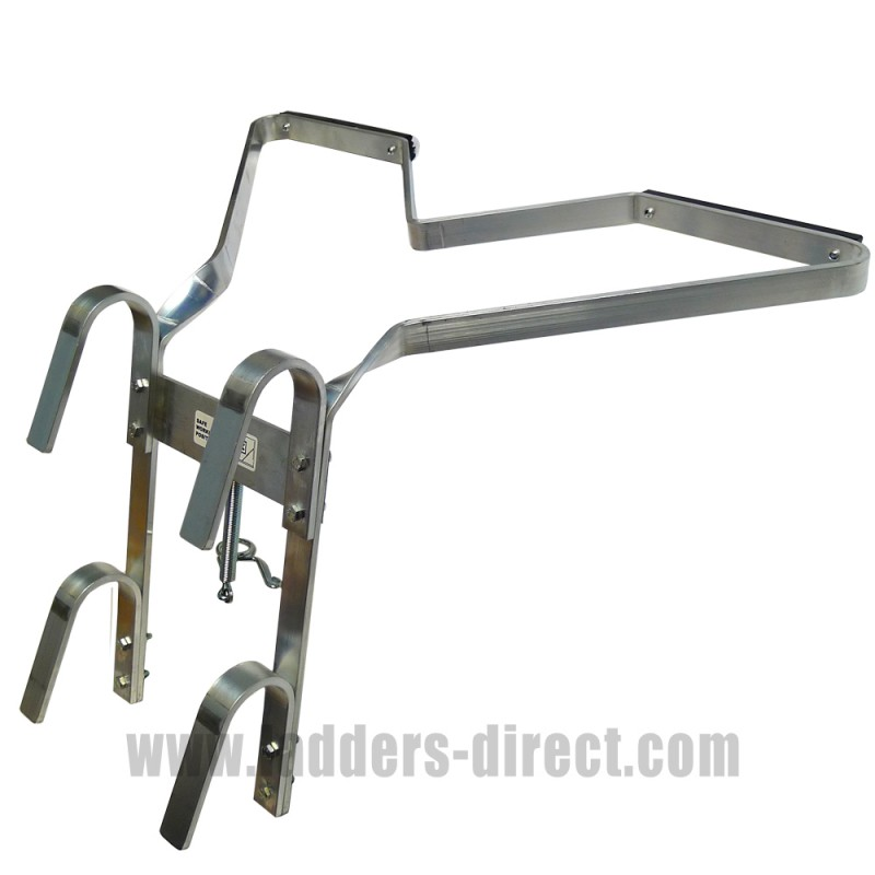 Clow V Shaped Ladder Stand Off Bracket