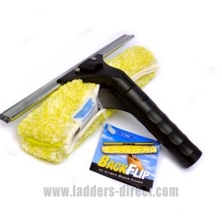 Ettore Backflip Squeegee & Washer