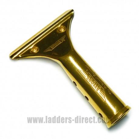 Ettore Master Brass Squeegee Handle