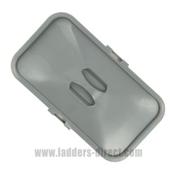 Ettore Super Scuttle Snap-on Lid