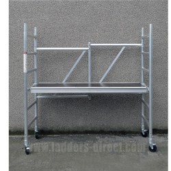 Aluminium Folscaf - Mobile Folding Scaffold