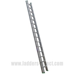 Clow ENDRR Aluminium Window Cleaners Extension Ladders to EN131