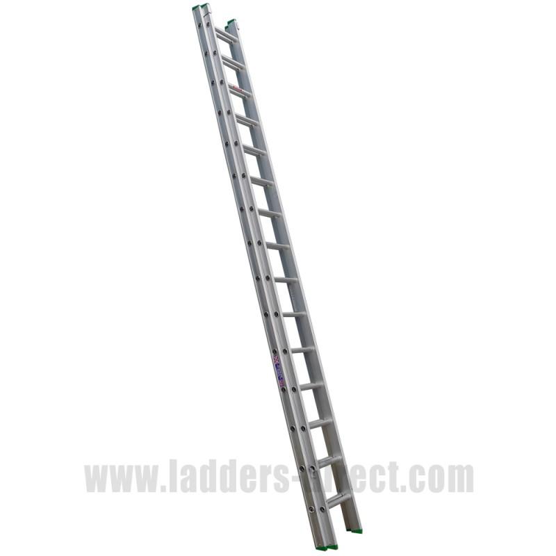 clow aluminium window cleaners extension ladders to en131