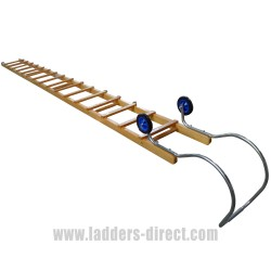 Clow Timber Roof Ladder