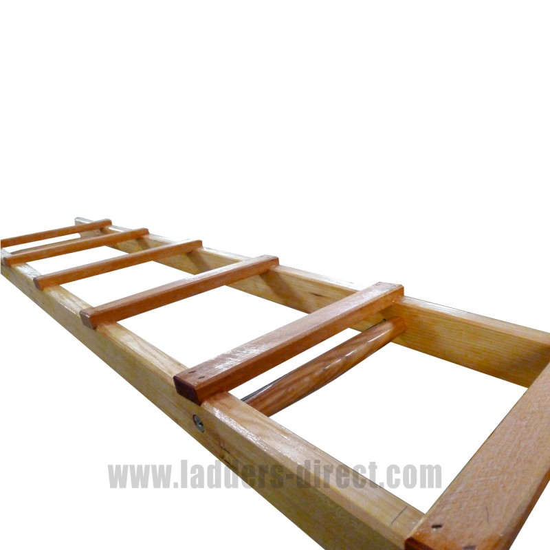 Clow Timber Roof Ladder Ladders Direct Com