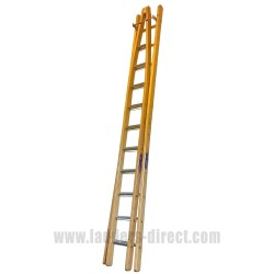 Clow Timber Pointer Window Cleaners Ladder