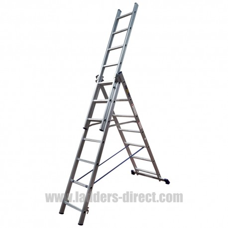 Clow Diamond Combination Ladder to EN131