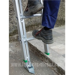 Adjustable Ladder Leg with Spike