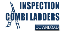 WAKU Inspection of Combi Ladders