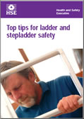 Top Tips for Ladder and Stepladder Safety