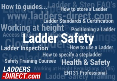 Ladder Safety Guides and Information